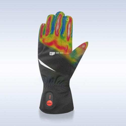 30seven Outdoor Handschuh Allround Beheizbar Beheizt Heating Glove