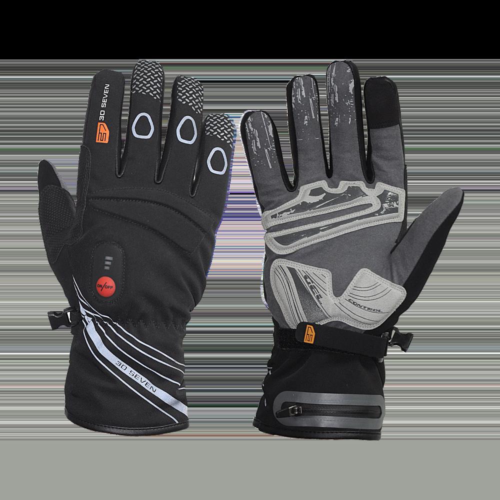 günstigen preis genießen 2019 am besten neu billig Beheizbare Fahrrad Handschuhe Race (Heated Gloves) von 30seven