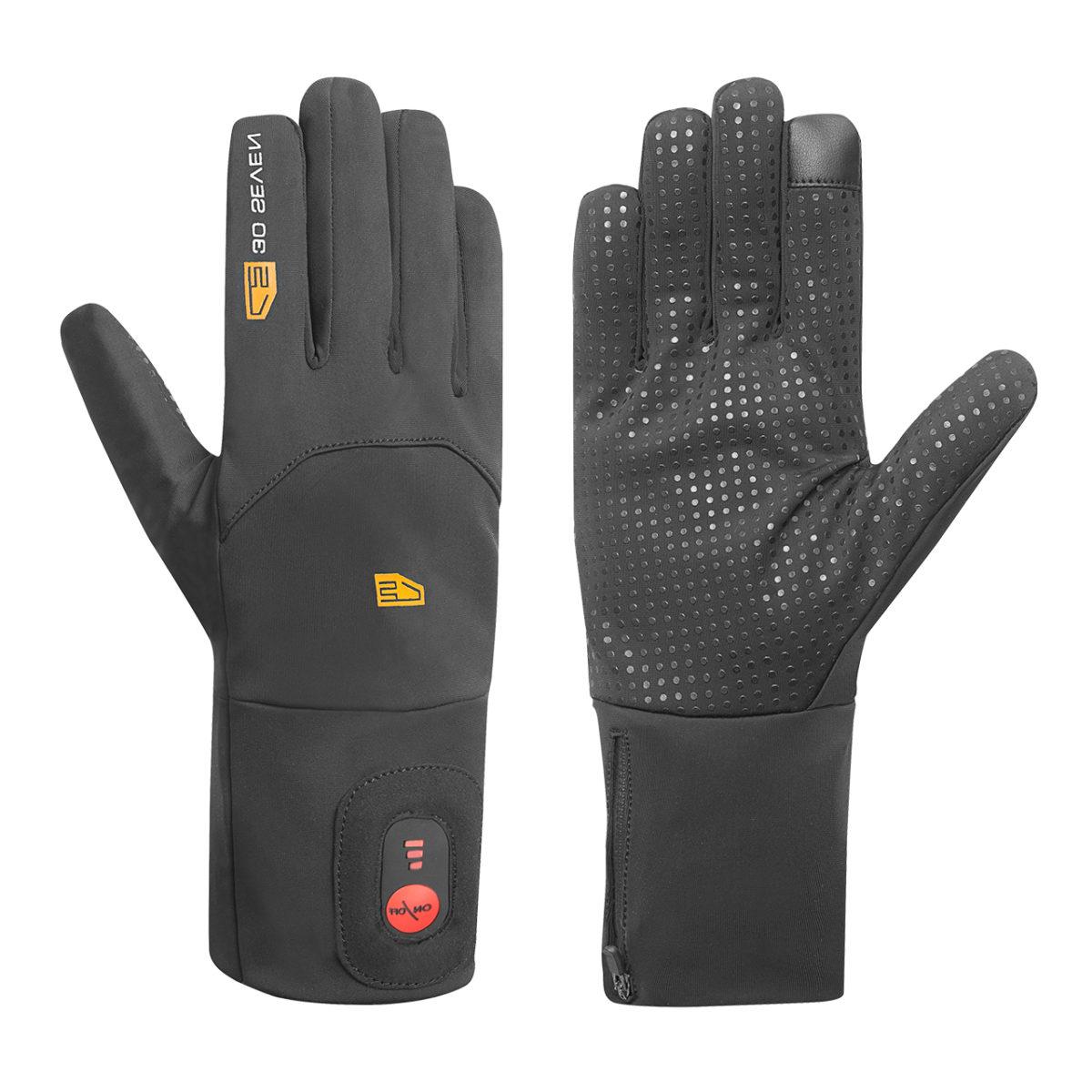 Top-Mode offizielle Bilder heißester Verkauf 30seven Beheizbare Unterzieh Handschuhe für Damen und Herren ...