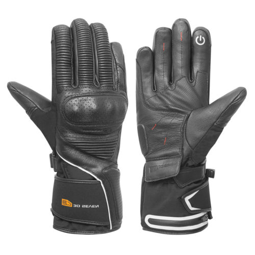Motorradhandschuh-pro-beheizbar-Motorrad-Handschuh-Heizung-Mann-Frau-Leder-beheizt-motorcycle-gloves-heated