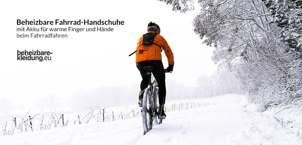 neue angebote kaufen bieten viel Beheizbare Fahrradhandschuhe Handschuhe Fahrrad - Beheizbare ...