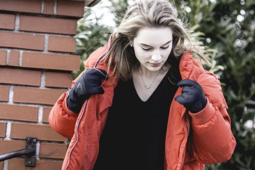 Beheizbare Handschuhe Mit Heizung Modehandschuh Fireglove Everyday Ag8 Alpenheat
