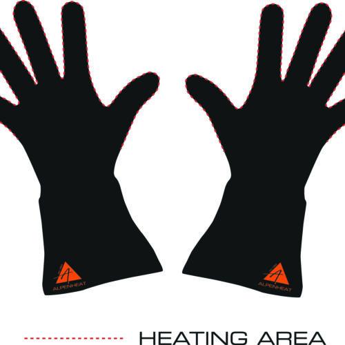 Beheizbare Handschuhe Mit Heizung Heiztechnik Fireglove Allround Ag3 Alpenheat