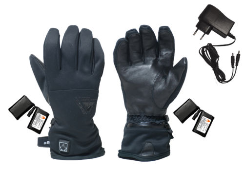 Beheizbare Handschuhe Modehandschuh Fireglove Everyday Ag8 Alpenheat