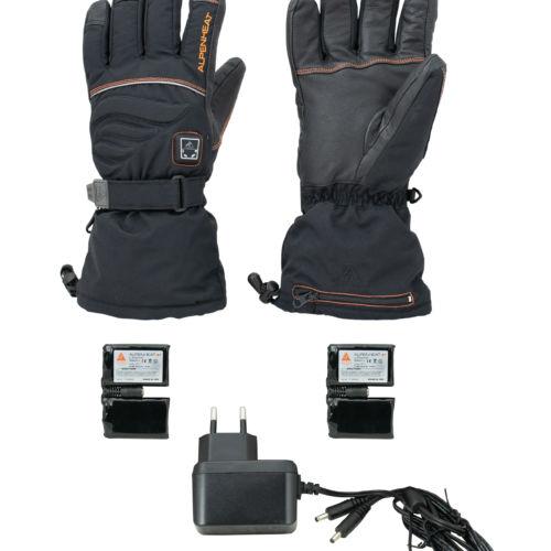 Beheizbare Handschuhe Motorradhandschuhe Skihandschuh Fireglove Ag2 Alpenheat