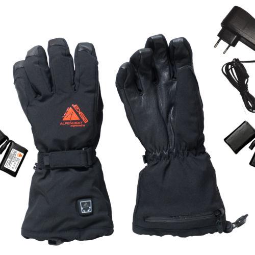 Beheizbare Handschuhe Wintersporthandschuh Fireglove Reloaded Ag6 Alpenheat