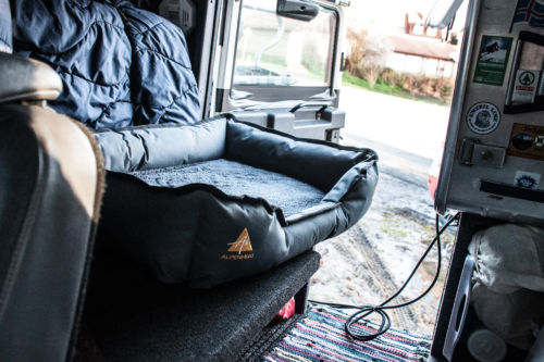 Beheizte Tier Decke Aj11 Fire Pet Cushion Alpenheat Beheizbare Kleidung Hundekorb Mobil