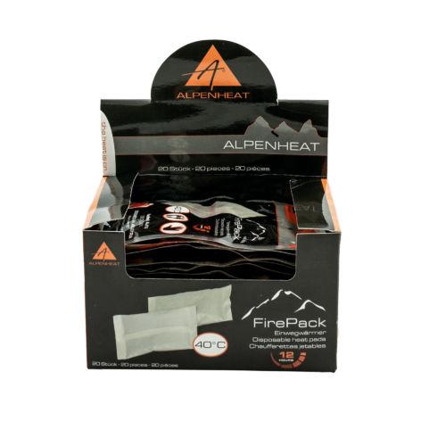 Handwaermer Einwegwaermer Heizpad Aj12 Fire Pack Alpenheat Beheizbare Kleidung Box