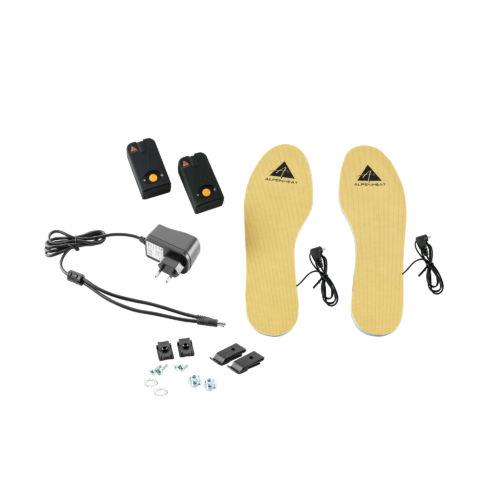 Schuheizung Beheizte Schuhe Ah5 Trend Alpenheat Beheizbare Kleidung