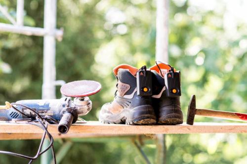 Schuheizung Beheizte Schuhe Ah5 Trend Alpenheat Beheizbare Kleidung Bauarbeiter Baustelle