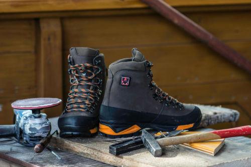 Schuheizung Beheizte Schuhe As1 Tibet Alpenheat Beheizbare Kleidung Arbeitsschuhe
