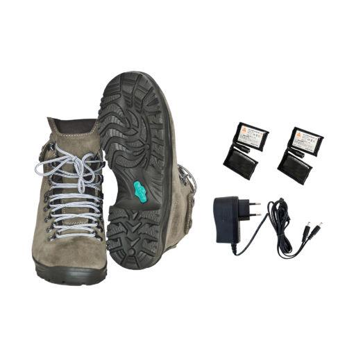 Schuheizung Beheizte Schuhe As2 Colorado Alpenheat Beheizbare Kleidung Heiztechnik