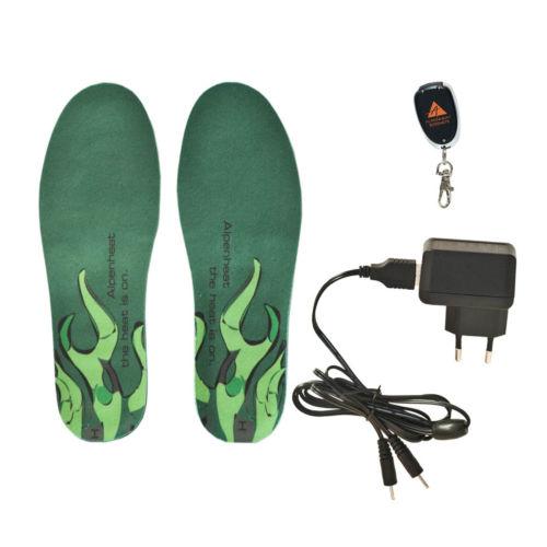 Schuheizung Beheizte Schuhe Einlegesohlen Ah11 Trend Alpenheat Beheizbare Kleidung