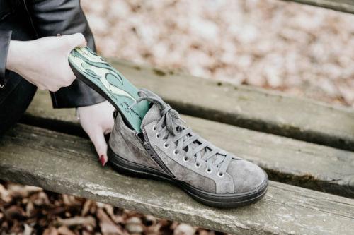 Schuheizung Beheizte Schuhe Einlegesohlen Ah11 Trend Alpenheat Beheizbare Kleidung Anwendung