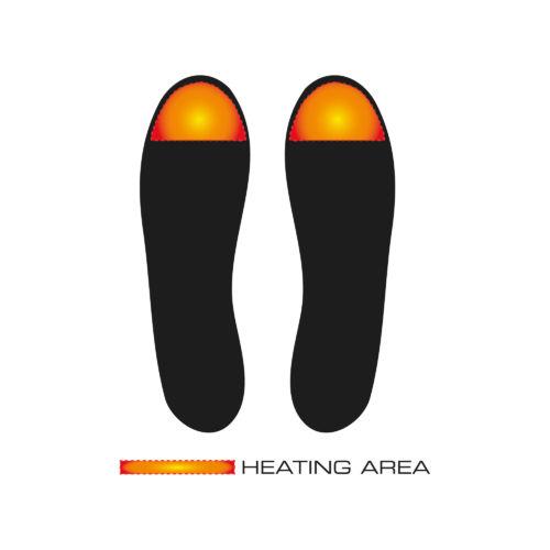 Schuheizung Beheizte Schuhe Einlegesohlen Ah8 Trend Alpenheat Beheizbare Kleidung Heiztechnik