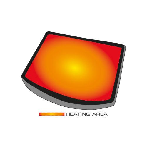 Sitzheizung Beheiztes Sitzkissen Aj7 Fire Cushion Alpenheat Beheizbare Kleidung Heiztechnik