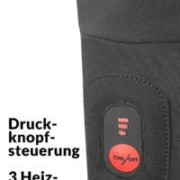 Unterzieh Handschuh Heizung Beheizt Akku Heating Glove 30seven